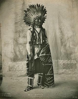 White Buffalo - Northern Cheyenne - 1898