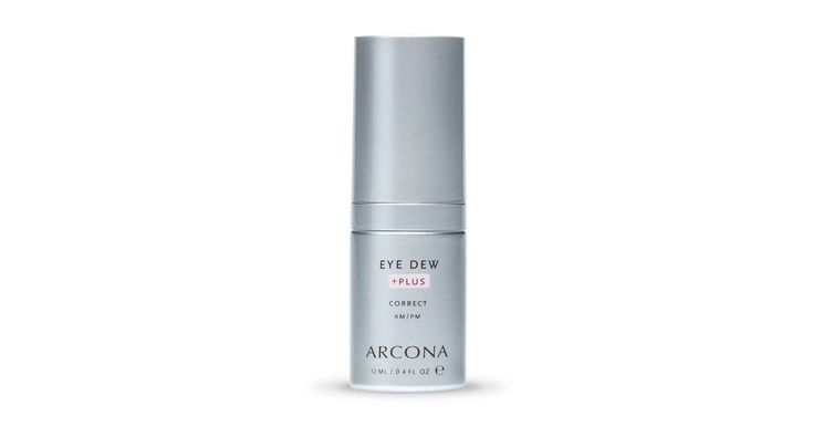 Refinery29 reviews Arcona's new Eye Dew Plus eye cream and how it works to fight fine lines and dark circles.
