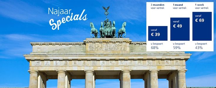 Combineer de Duitse kerstmarkten in Berlijn met het bezichtigen van de stad en de leukste fiets- en wandelroutes! Een treinkaartje is al verkrijgbaar voor € 39!