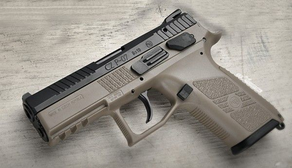 Pin by Dave Richardson on Concealed Carry Handguns | Cz p07