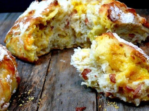 Easy+Artisan+Bacon-Cheese+Bread