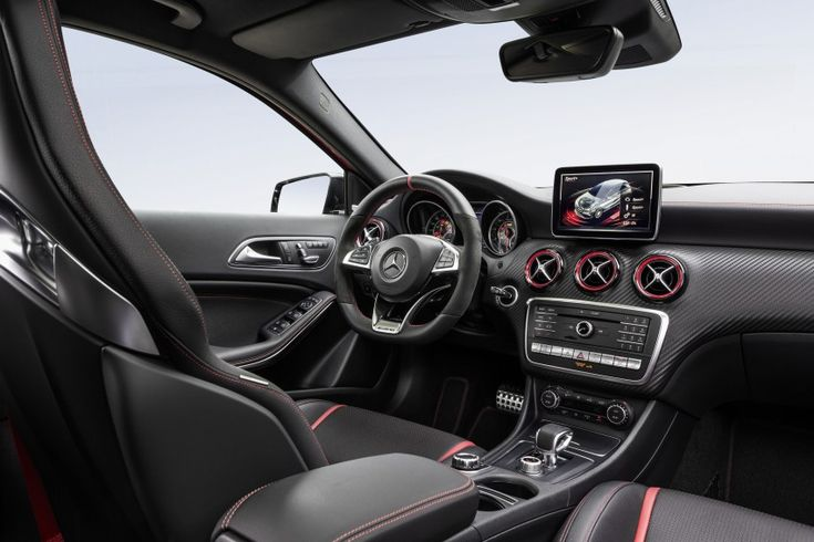 Mercedes-AMG A 45 facelift gets 381 hp and 475 Nm Image #354941
