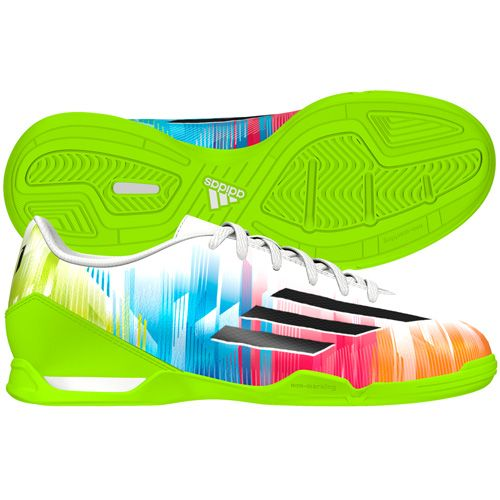 adidas Youth F10 Messi Indoor Soccer Shoes  adidas  F10  Messi  Soccer   Shoes  Youth  Kids  SoccerSavings.com  993f575e0f032