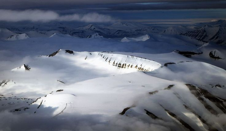 North Pole Moves Toward Europe As Climate Change Shifts Earth's Water Distribution