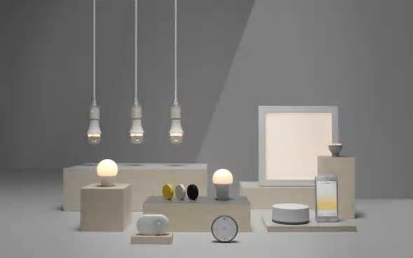 Ikea's New Smart Lights Will Power Up From Apple, Amazon, and Google Devices the discount home furniture company, released its Tradfri smart home lights earlier this year with promises of allowing users with smart home apps or devices, like HomeKit or Google Home, to control the bulbs. For $80, users can get two Ikea bulbs ...