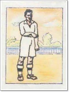 Ciriaco. Real Madrid. 1931-32. Campeón de Liga. Defensa derecho.