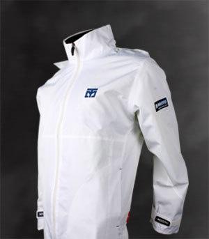 MOOTO Wind Breaker S4 White training sports wear Korean TaeKwonDo TKD uniforms