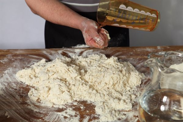 5 этап приготовления рецепта. Фото