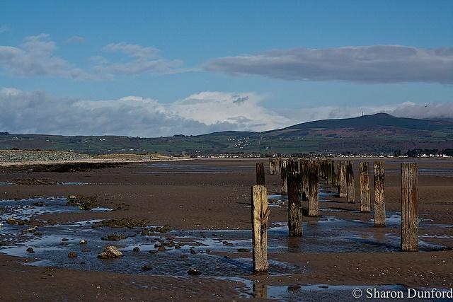 The beautiful Cunnigar Beach, Ring, Co. Waterford. Ireland