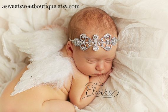 Hey, I found this really awesome Etsy listing at https://www.etsy.com/listing/233383559/ready-to-ship-newborn-angel-wings-sweet