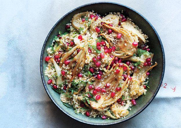 Você também pode preparar algumas xícaras de quinoa ou arroz, e, em seguida, colocá-las de lado para usar durante a semana.