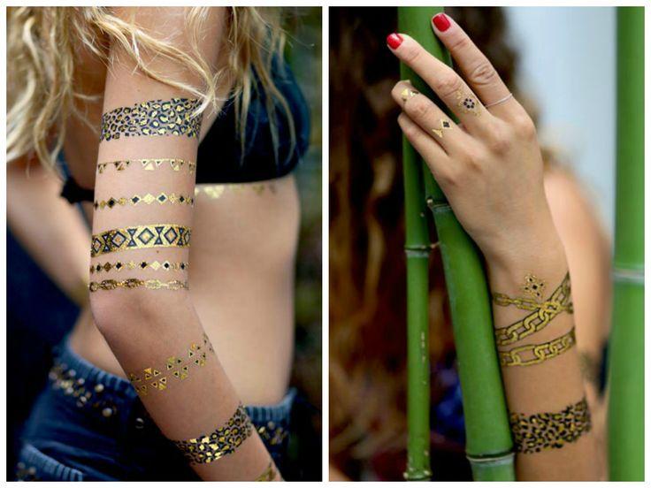 """Jewel Tattoos """"Santa Fe"""""""