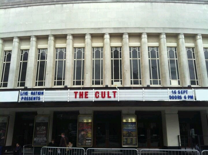 The cult!