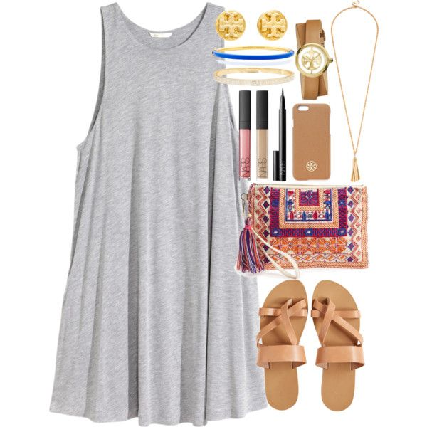 My Items Tag by lauren-hailey on Polyvore featuring polyvore fashion style H&M KYMA Street Level Tory Burch Kate Spade Fornash NARS Cosmetics myitemsonly