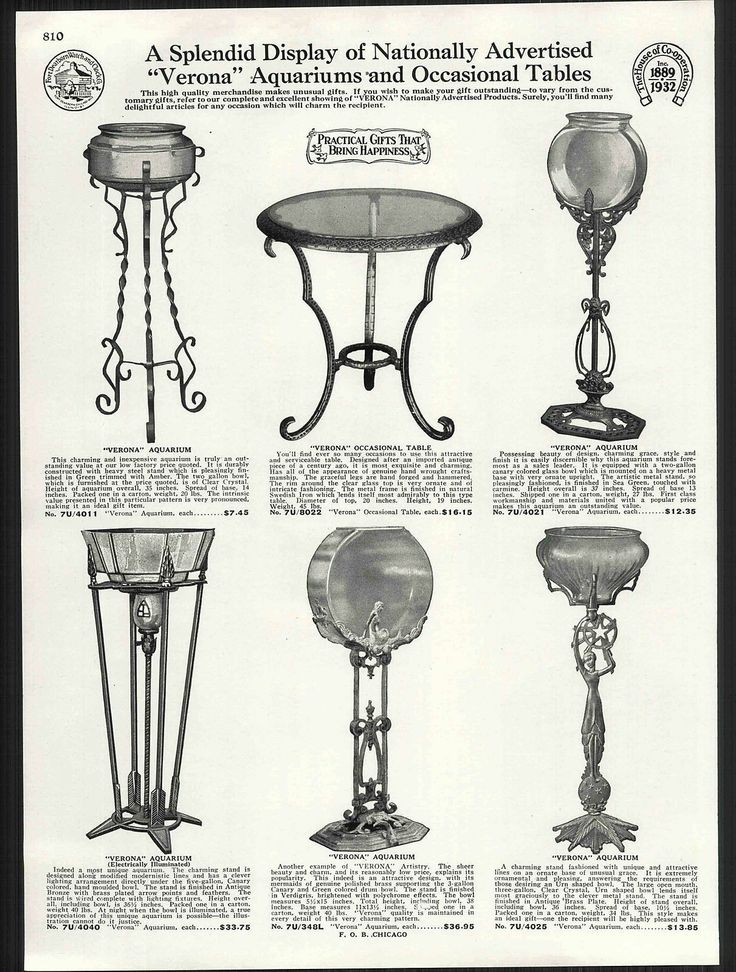 201 best images about vintage fish bowl stands on for Fish bowl stand