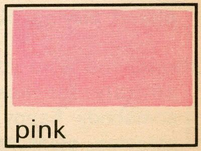 Duh.Seared Riley, John Seared, Reader Press, Vintage Pink, Colors, Art, Pink Cards, Young Reader, Colours