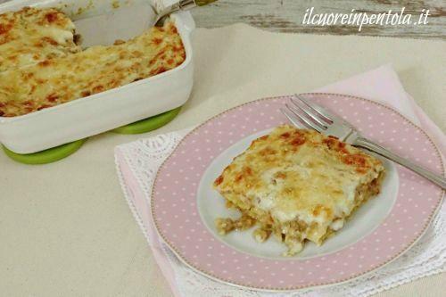 Lasagne alla bolognese - Ricetta lasagne alla bolognese
