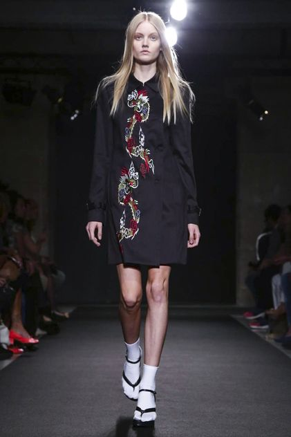 Atsuro Tayama Ready To Wear Spring Summer 2015 Paris