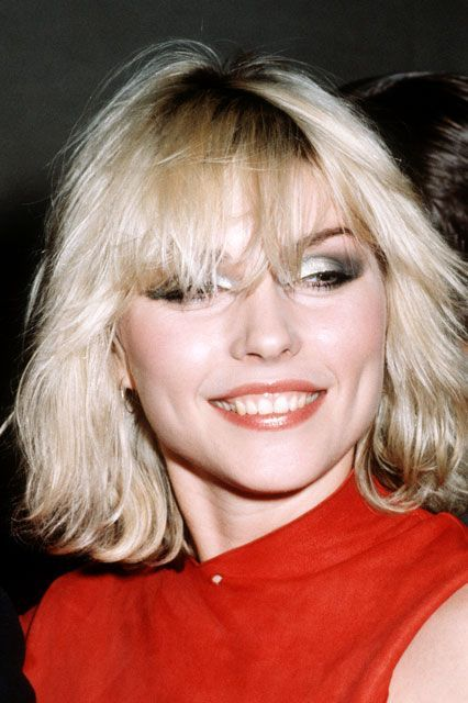 "The Beauty Icons We Love Right Now #refinery29  http://www.refinery29.com/2016/07/115549/new-celebrity-beauty-icons#slide-3  Debbie HarryFeeling rebellious? Set your Spotify to Blondie and stream one of rock's original female badasses for your inspiration. In fact, there's no better time to channel Debbie Harry's platinum locks, <a href=""http://www.refinery29.com/2016/06/114992/shag-haircut-mara-roszak-a..."