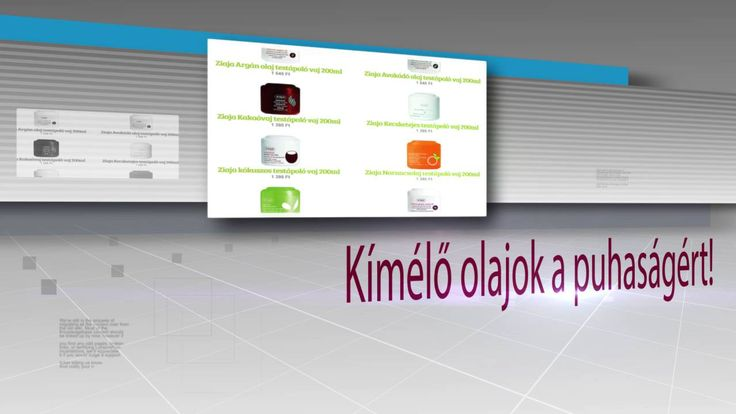 Ziaja Testápoló Vajak http://www.ziajashop.hu/