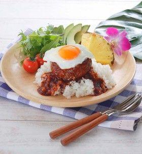 ロコモコ丼 by クレハ [クックパッド] 簡単おいしいみんなのレシピが ...