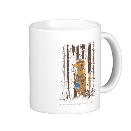 Scooby Doo Ranger3. Regalos, Gifts. #taza #mug