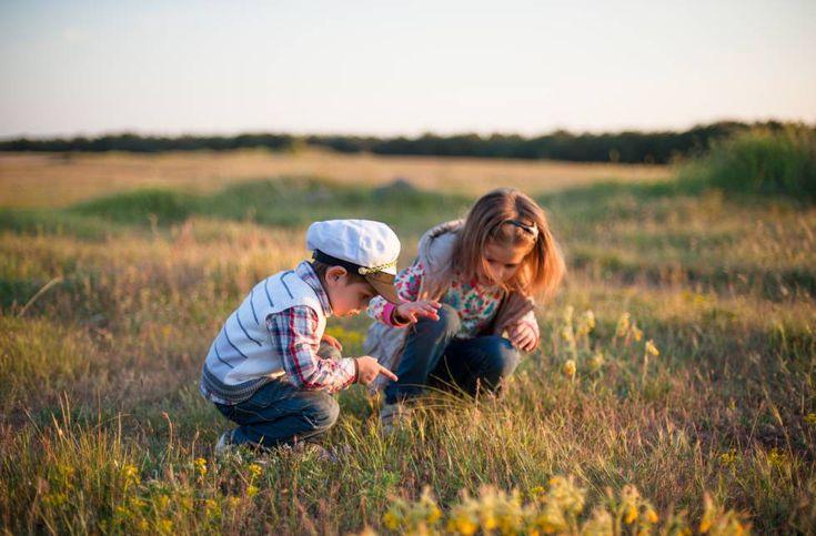 ¿Por qué los niños necesitan aprender en la naturaleza?