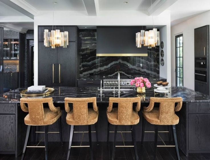 LA LOLLO #pendantlamp featured in this marvelous #kitchen by Dwelling Designs  Minneapolis, USA. More at www.slamp.com