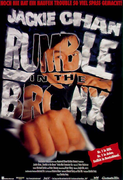 Poster zum Film: Rumble in the Bronx