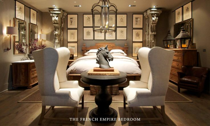 home pinterest bedrooms restoration hardware office and chairs