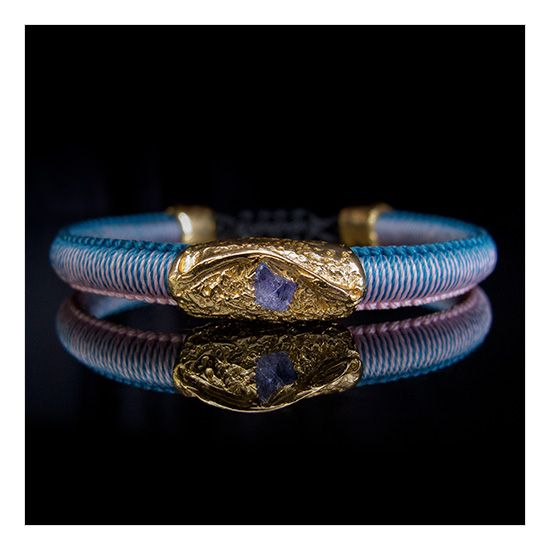 Wimbi 18k Gold with Tanzanite