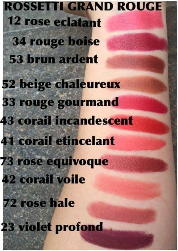 Rossetto Grand Rouge 3,7g Yves Rocher tonalità a scelta