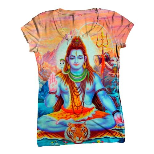 """India -""The Great Shiva"""" shirt"