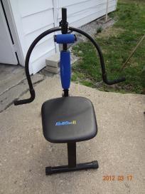 Ab Lounger Sport Exerciser