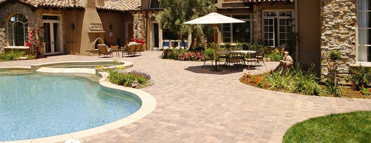 Paver Patio Installation - AZ Landscape Creations