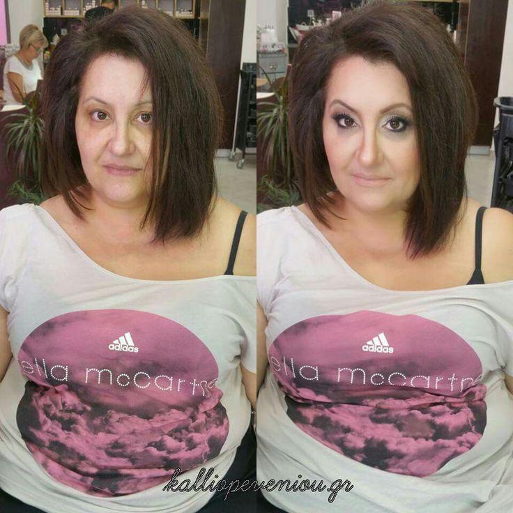 #makeup  #trusttheexperts  #kalliopeveniou #viphall #vipservices #behindthechair #modernsalon #becausewecan #instabeauty #makemepretty #makeupartist #lovemyjob #lovewomen #makeupporn #nofilters #realtalent #beunique #greece #hairdressing #hairsalon #hairtransformation #hairdoctor #makeupartist #hairstylist