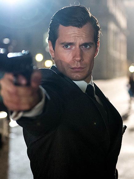 See Henry Cavill & Armie Hammer in The Man from U.N.C.L.E. Trailer  The Man From U.N.C.L.E., Movie News, Armie Hammer, Henry Cavill