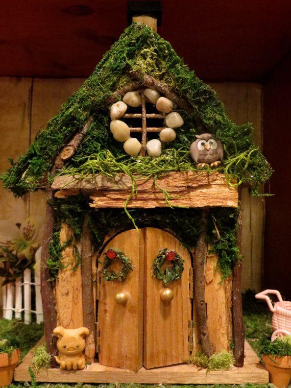 Fairy House от AllThingsFairies, $40.20
