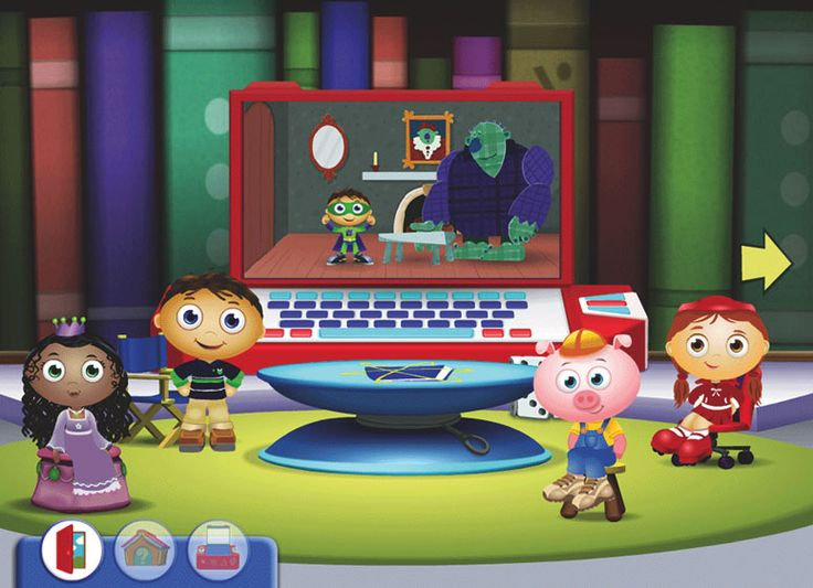 75 Best Images About Super Why Party On Pinterest Nick