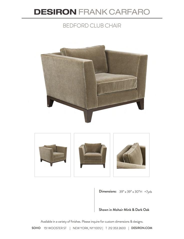 Desiron Bedford Club Chair