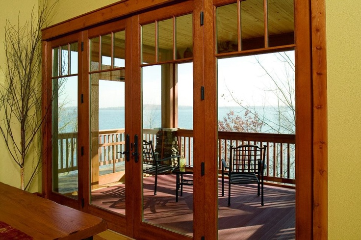 17 best images about back doors on pinterest exterior for Marvin ultimate swinging screen door