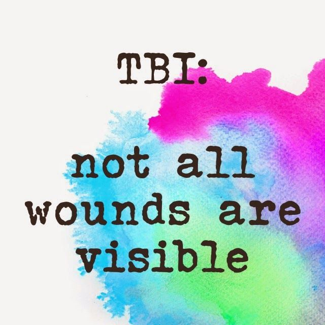 As an Army wife I've had to learn about Traumatic Brain Injury (TBI). If your soldier doesn't have one, you probably know of a soldier that suffers from it. It comes in many different shapes …