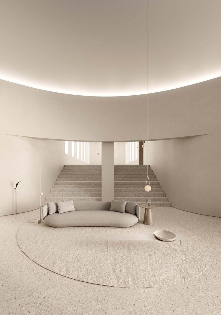 Minimalism Interior Home Design