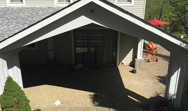Roof Addition Outdoor Living Covered Porch Patio