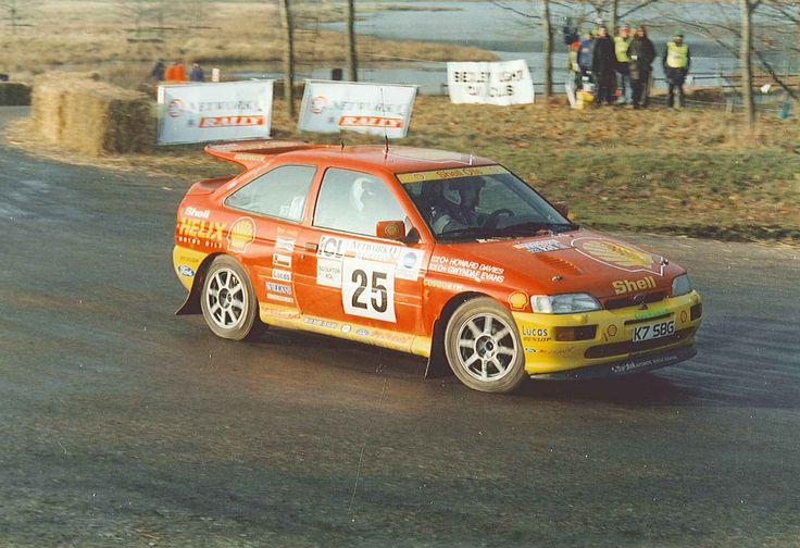 Gwyndaf Evans 1993