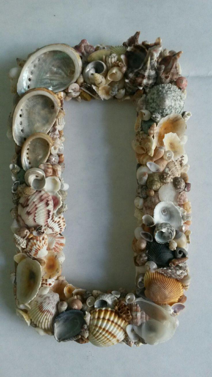 Seashell frame VIl_by Anastasia Alexiou