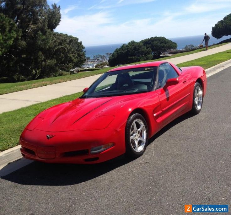 2002 Chevrolet Corvette Base Coupe 2-Door #chevrolet #corvette #forsale #unitedstates