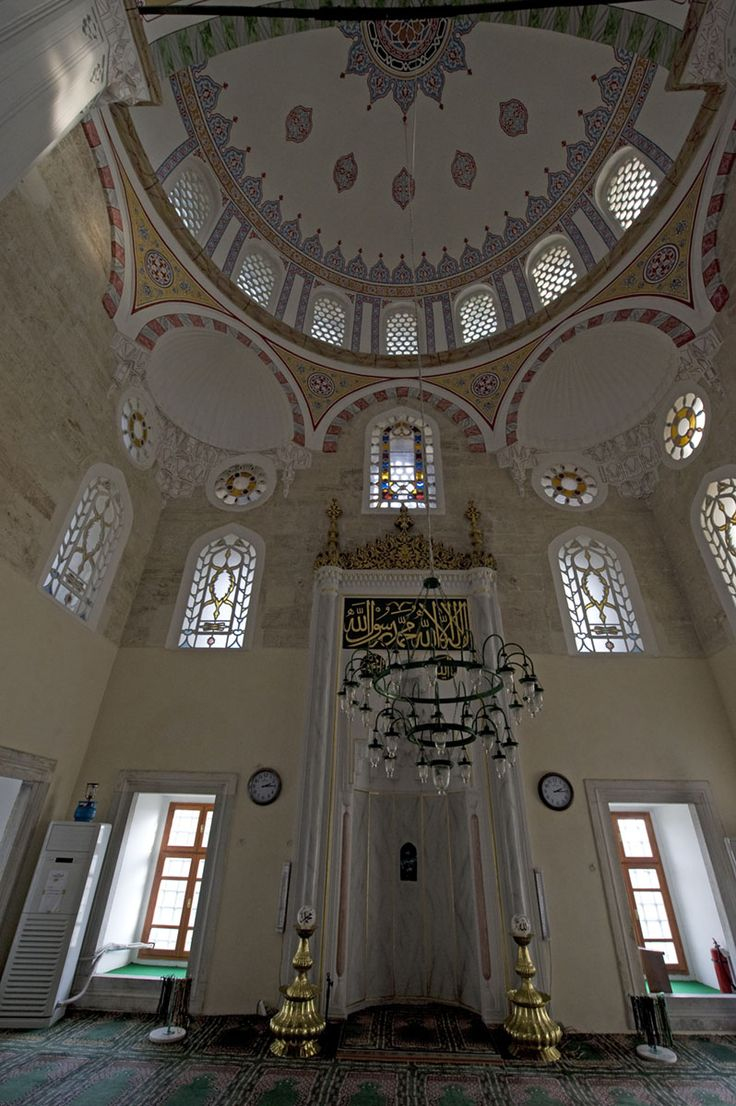 Cerrah pa a mosque istanbul turkey photo dick osseman