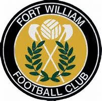 Fort William FC. Scottish Highland League. Those are some serious away journeys - kudos to players, staff and fans alike for your dedication