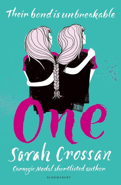 One / Sarah Crossan. Grace and Tippi are twins – conjoined twins. And their lives are about to change. No longer able to afford homeschooling, they must venture into the world – a world of stares, sneers and cruelty. Will they find more than that at school? Can they find real friends? And what about love? But what neither Grace or Tippi realises is that a heart-wrenching decision lies ahead. A decision that could tear them apart. One that will change their lives more than they ever imagined.